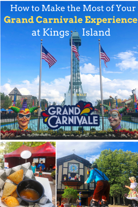 How To Make The Most Of Your Grand Carnivale Experience At Kings Island Adventure Mom Kings Island Adventure Mom Ohio Travel