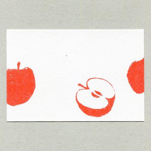 엽서 / 과일 - KO-HAN 온라인 상점