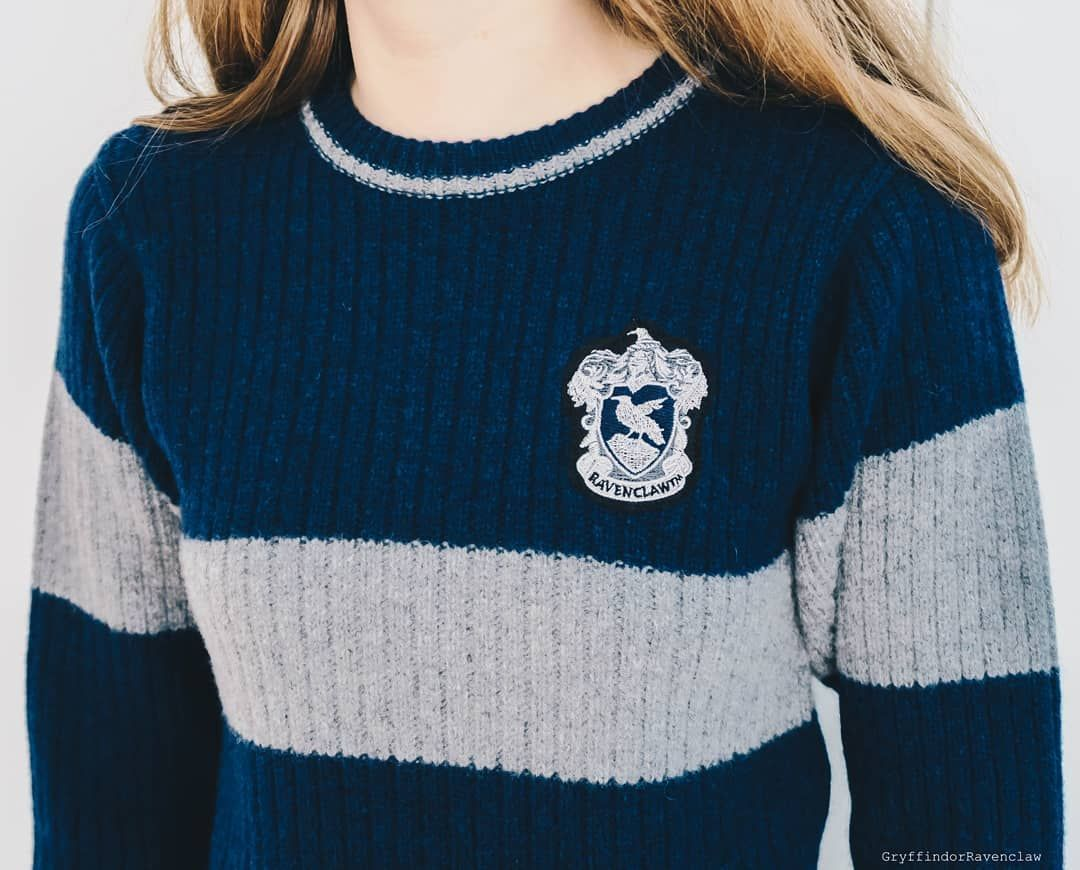 Wizarding World Of Harry Potter RavenClaw Cardigan (With