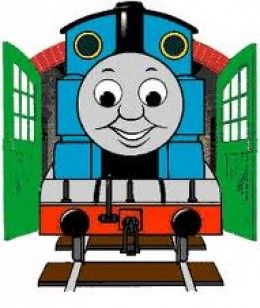 free thomas tank engine clip art pictures and images thomas party rh pinterest com thomas the train birthday clipart thomas the train clip art images