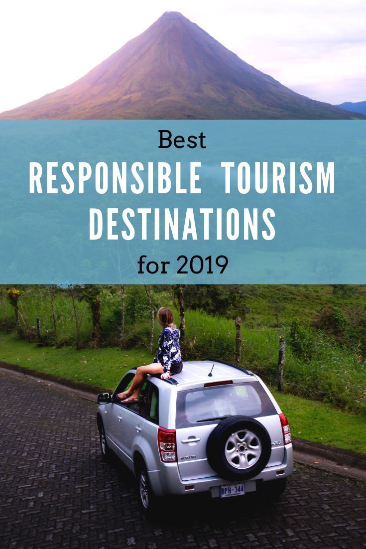 Planning where to travel in 2019? If you're interested in eco-tourism and sustainable travel, check out the best responsible tourism destinations for 2019.  Bhutan, Kyrgyzstan, Indonesia, Chile, Palau and more!