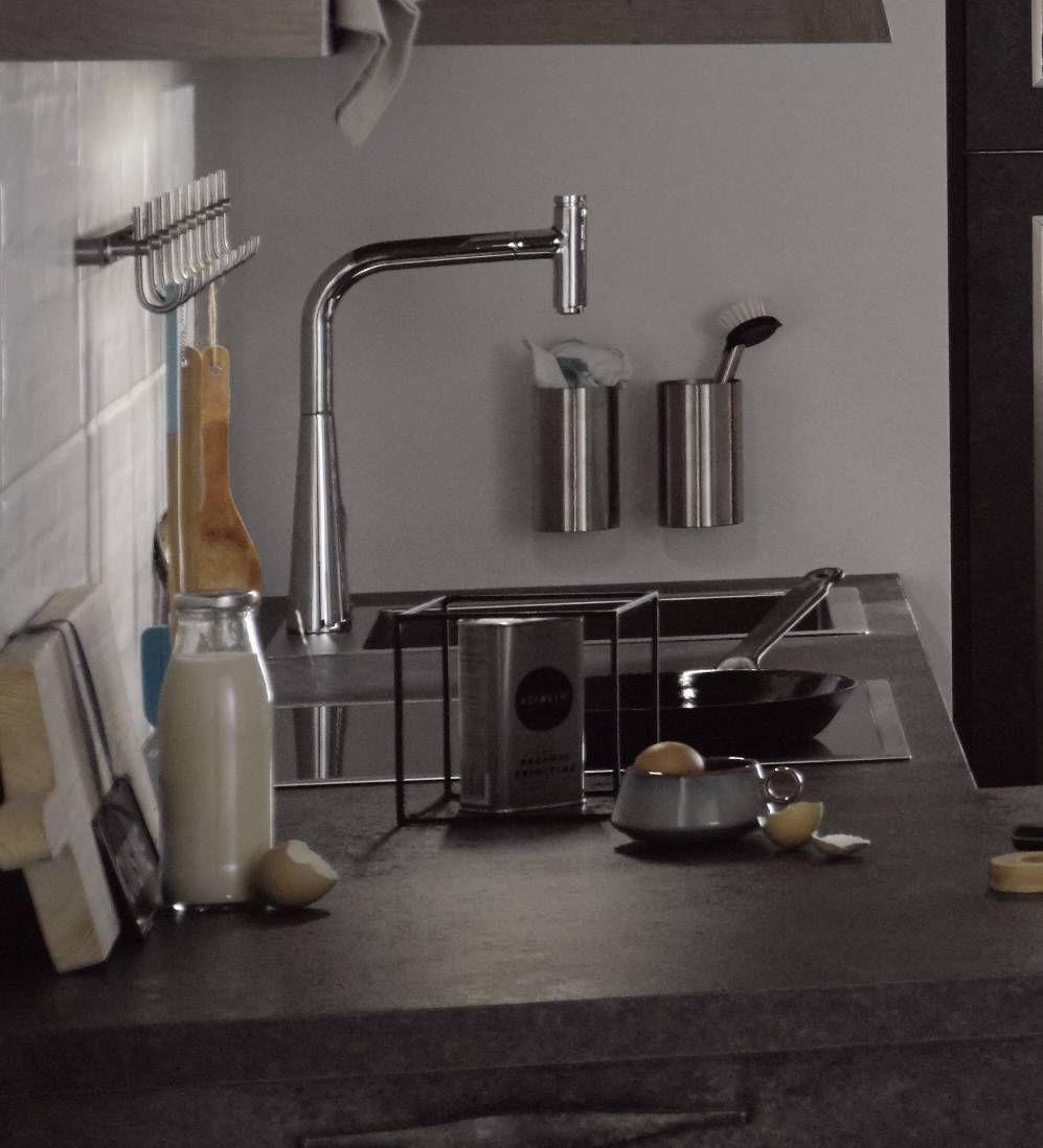 Schone Grosse Kuchen Amatur Mit Edelstahlspule Und Kleinen Cerankochfeld Als Idee Zur Kucheneinrichtung Kuchengalerie Kuche Kuche Einrichten