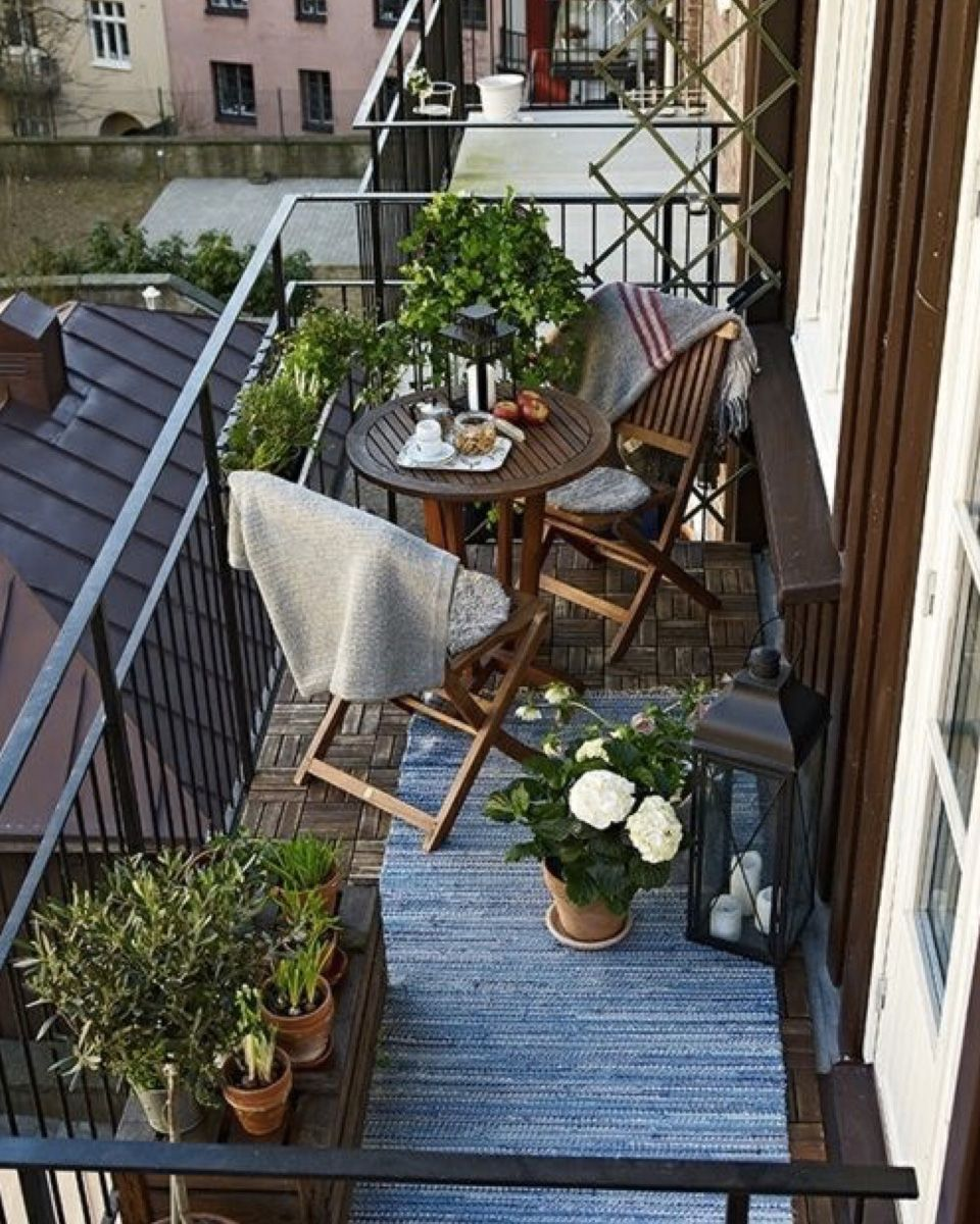 Incroyable Idée Deco Balcon