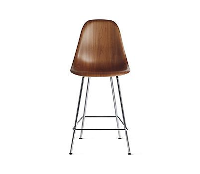 Eames Molded Plastic Counter Stool Dshcx Wood Stools And