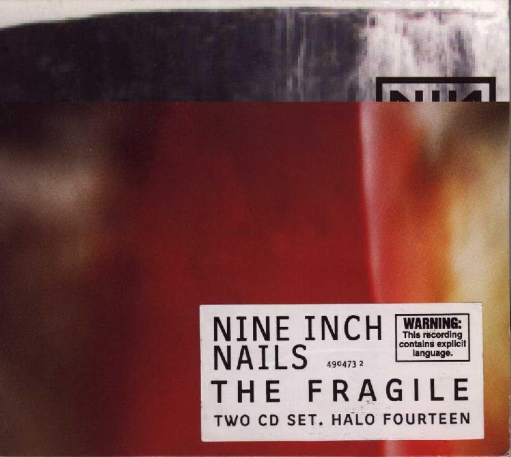nine inch nails the fragile - Google Search | DC Design | Pinterest