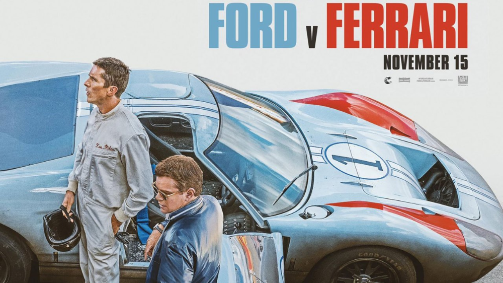 Polymath Ford V Ferrari Was Awesome Go See It In Theaters