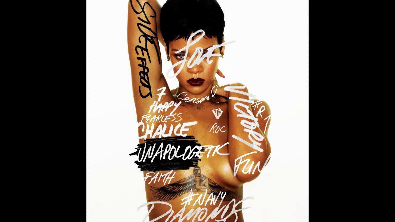 Rihanna - Unapologetic - 2012 (Full Album) I am usually not a not Rihanna fan but i kinda love this album