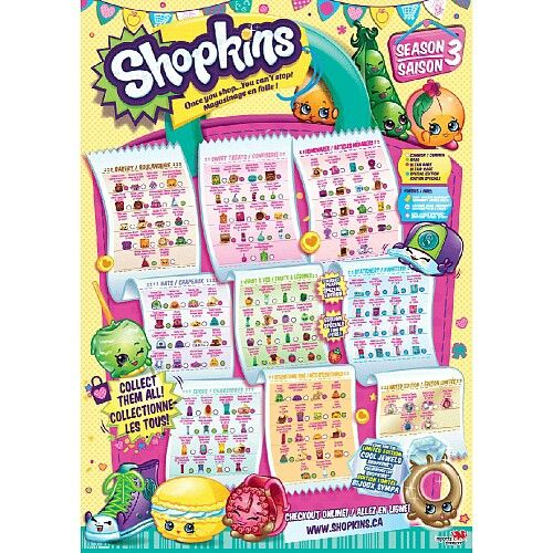 exclusive meet the shopkins list