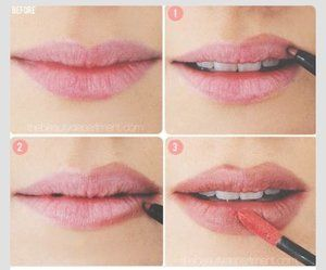How to perfectly overdraw lips? | Beautylish