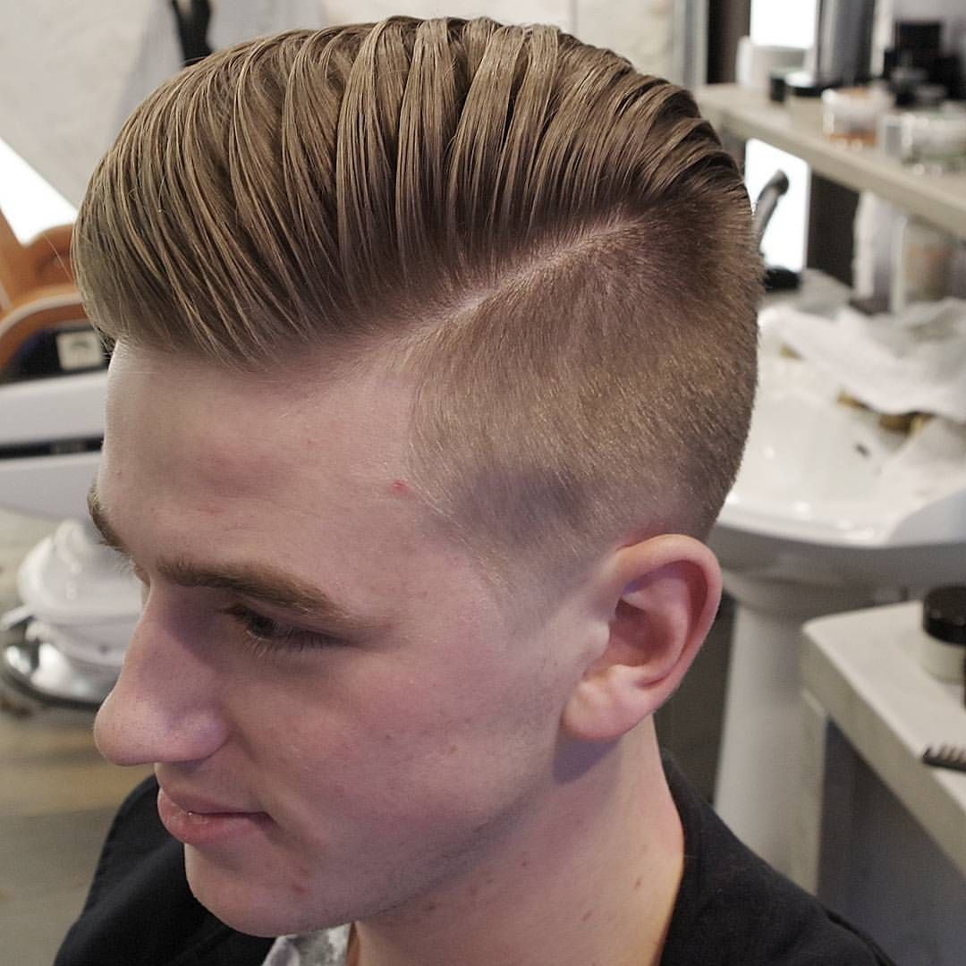 Men\u0027s World Herenkappers⚪ on Instagram \u201c▫undercut ▫slickback ▫