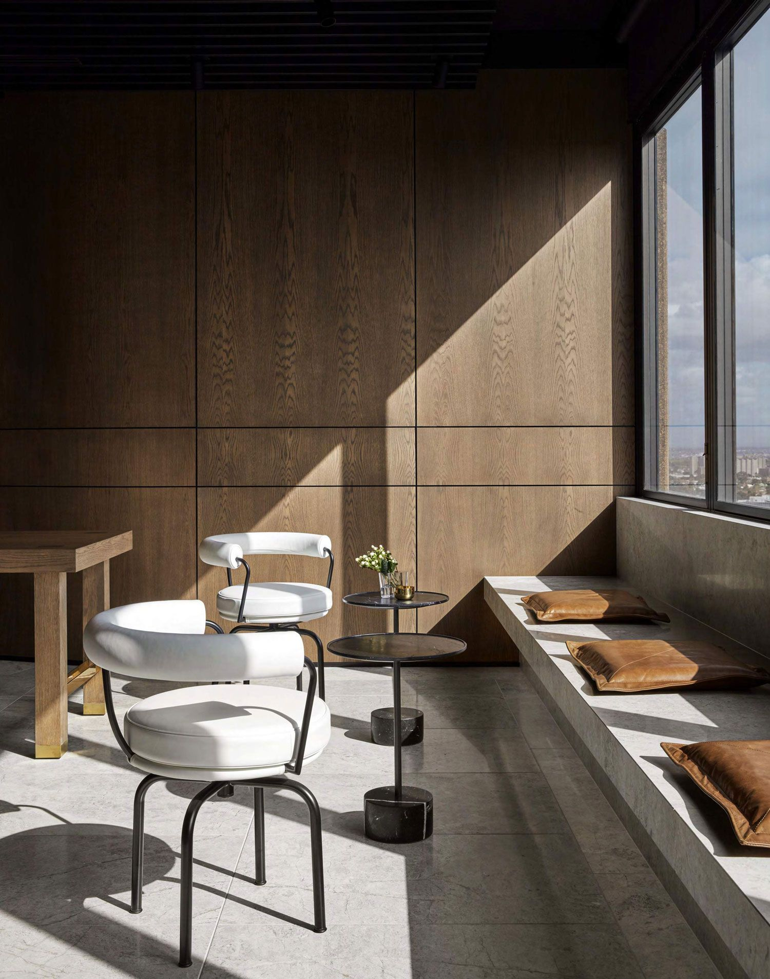 Pdg melbourne head office by studio tate interior design pinterest bureau charlotte - Bureau charlotte perriand ...