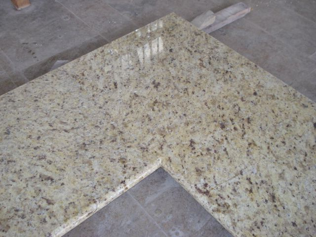 Newstar Supply Ngj065 Giallo Ornamental Granite Countertop China Factory Lowes Countertops Colors