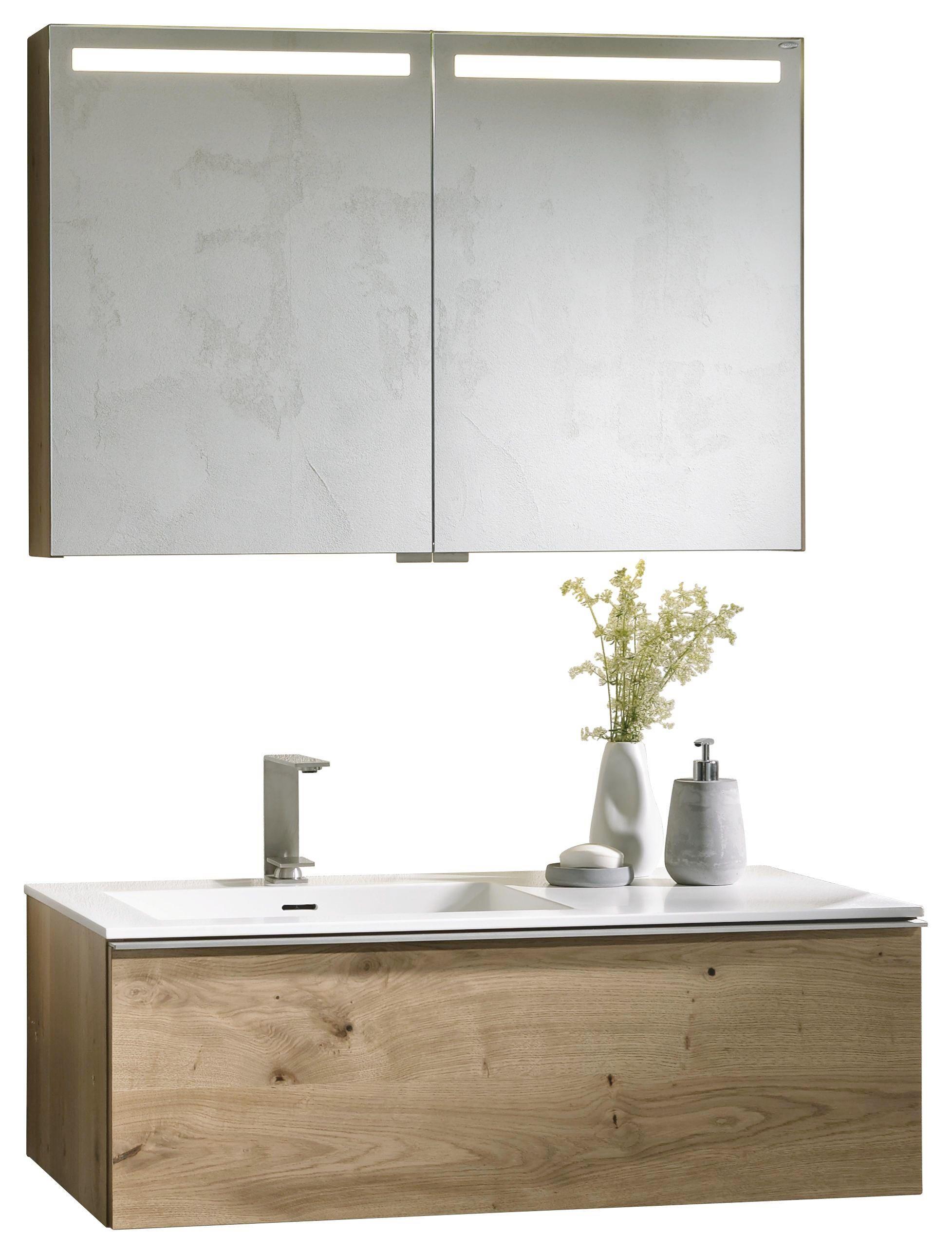 BADEZIMMER Eichefarben Badezimmer, Handtuchhalter