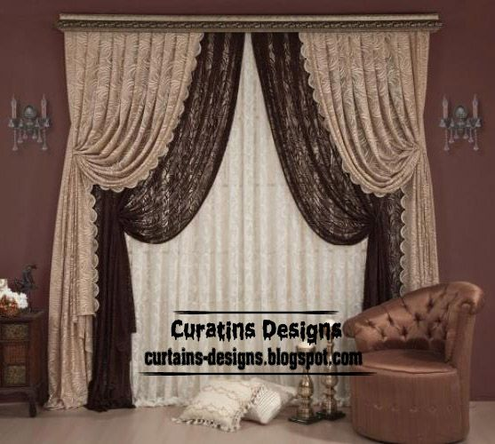 This Is One Of Contemporary Curtains With American Design Ideas For  Bedroomu0027s Windows, Contemporary Bedroom