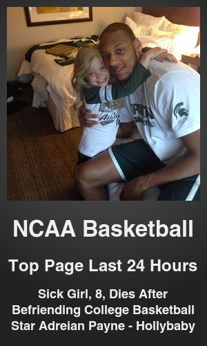 Top NCAA Basketball link on telezkope.com. With a score of 444. --- Tarkanian hospitalized with breathing issues. --- #ncaabasketball --- Brought to you by telezkope.com - socially ranked goodness