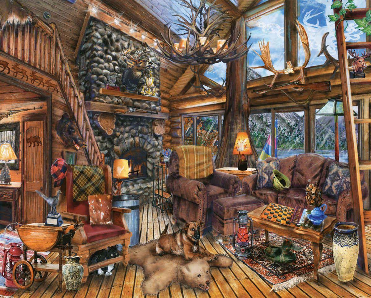Park Art My WordPress Blog_I Love Lucy 1000 Piece Puzzles