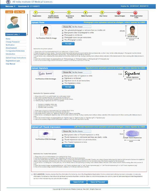 Medical Reimburt Form Aiims on
