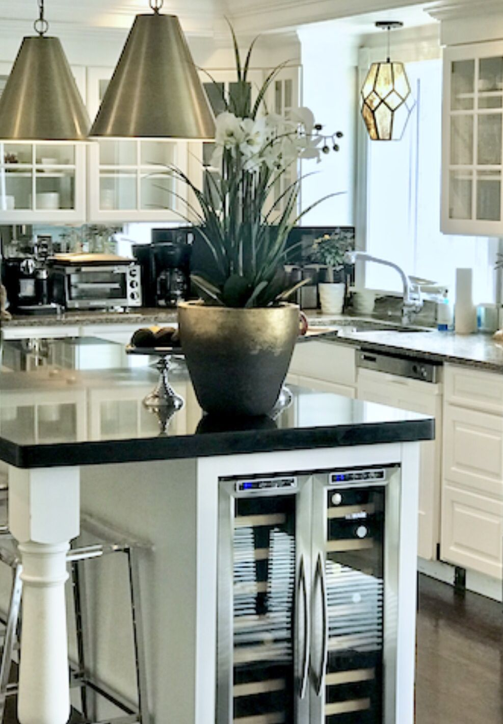 white glass cabinet doors and gold kitchen cabinet hardware new kitchen cabinets new kitchen on kitchen cabinets gold hardware id=66863