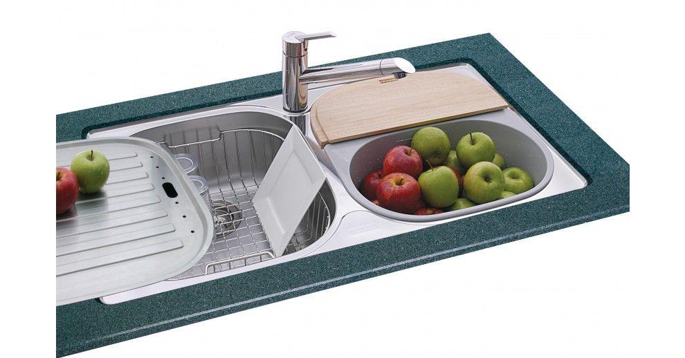 Undermount Inset Sink Franke Sink Collection Aurora 620 Inset