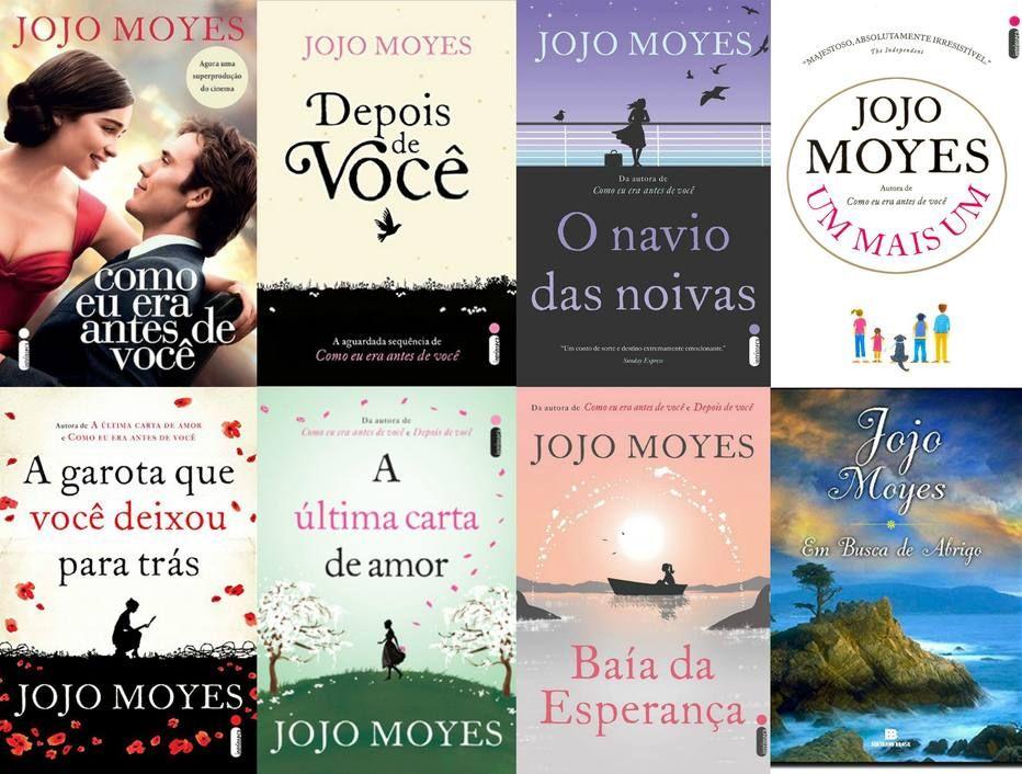 Pin De Thalita Freitas Em Livros Livros De Jojo Moyes Sugestoes