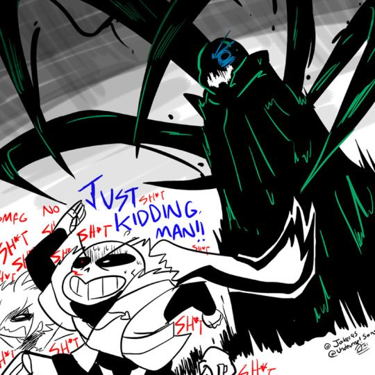mmm cross x nightmare <3 x D SANS:NOOOOOOOOOOOOOOOOOOOOO (meglovonia intensifys )