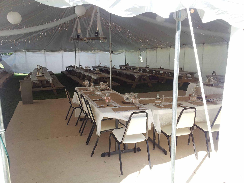Wedding Gallery | B & C Tent Rental | Tent rentals ...