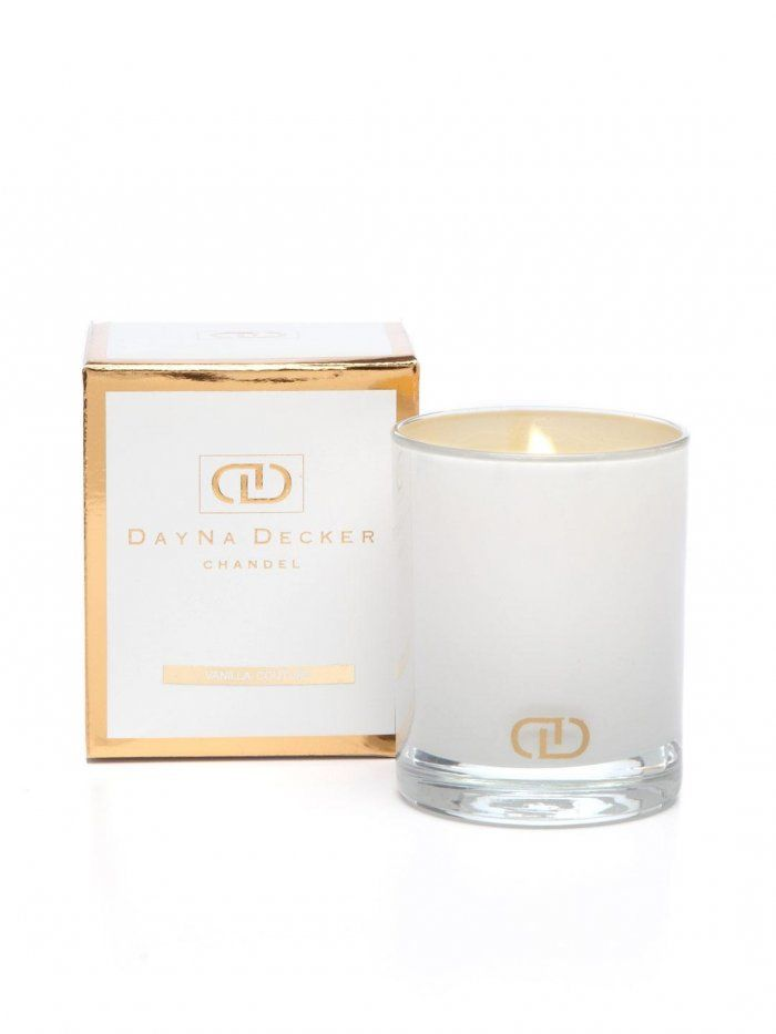 $12 + Free Shipping. Premium Candle from Dayna Decker. CLASSIC 6OZ CHANDEL CANDLE: VANILLA COUTURE. #ad