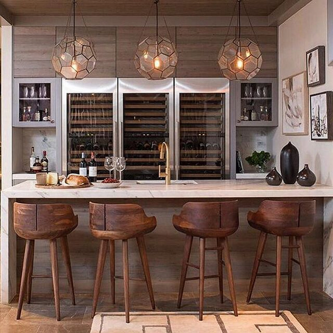 Rustic Finished Basement Ideas: We Love These Basement Ideas #InteriorLovers