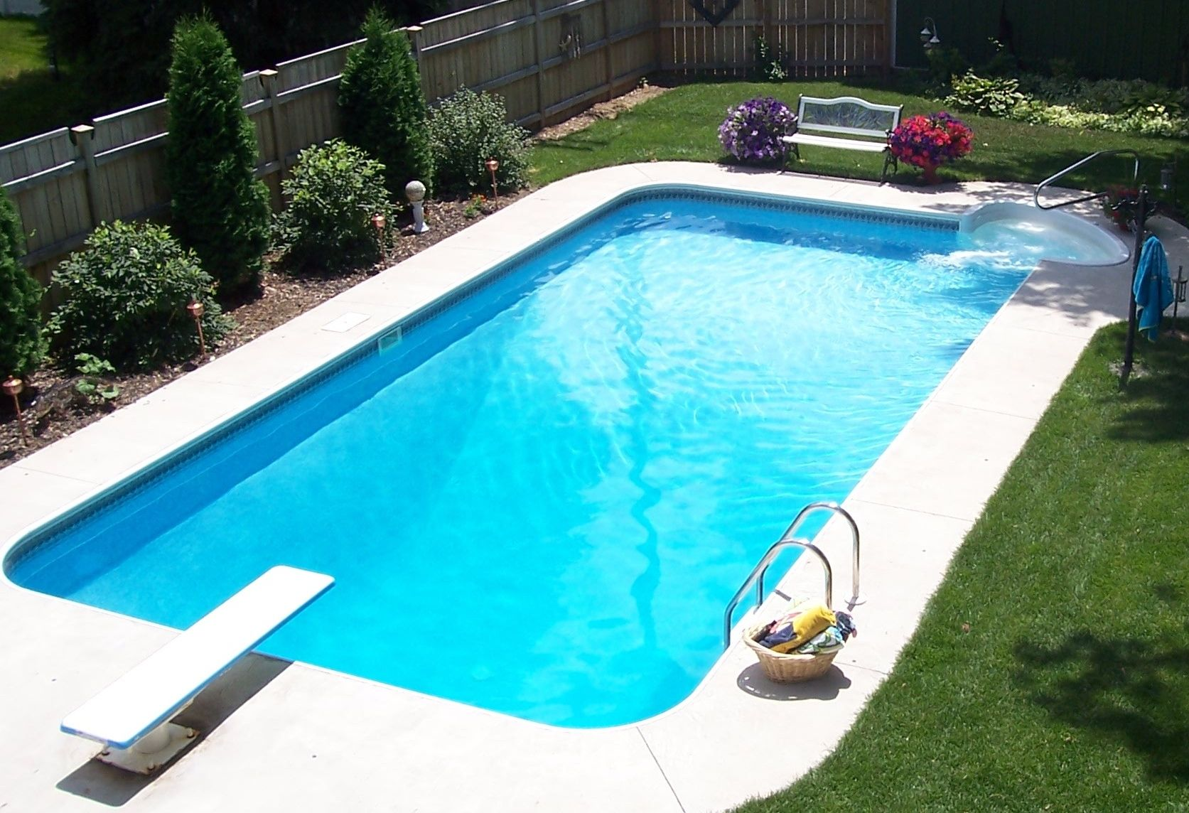 Inground Swimming Pool Kits   Бассейны   Бассейн