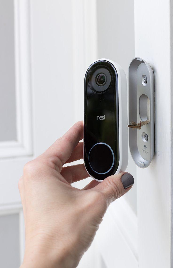 We Installed a Nest Hello Video Doorbell! Home security