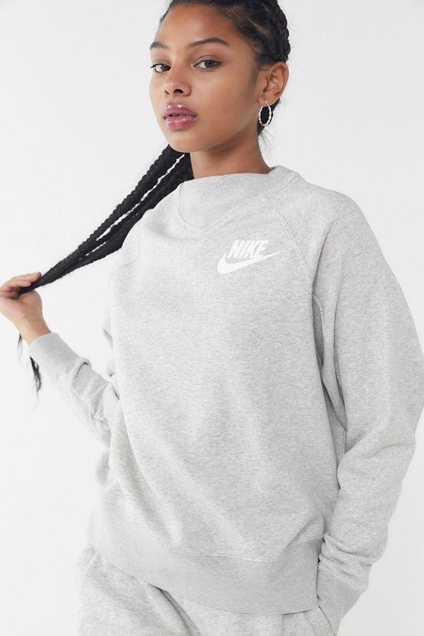 Slide View: 1: Nike Sportswear Rally Crew Neck Sweatshirt