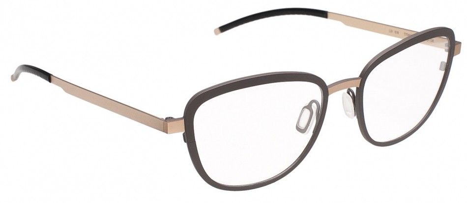 Orgreen Liv 616 Mat Coffee Black   Luster Gold glasses   glasses ... fc29f04c02ff
