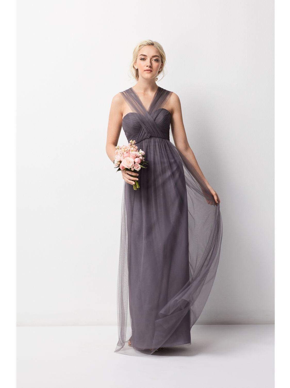 Wtoo maids bridesmaid dress style no bridesmaids dresses