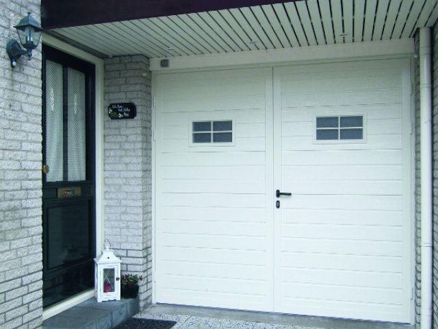 Porte Garage Basculante Enroulable Battante Komilfo Porte Garage Garage Et Porte De Garage Basculante