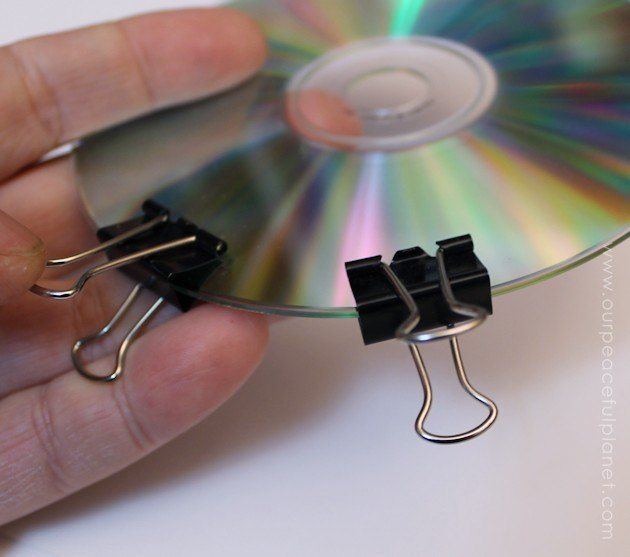 Make your shiny CDs useful again with these clever upcycles.