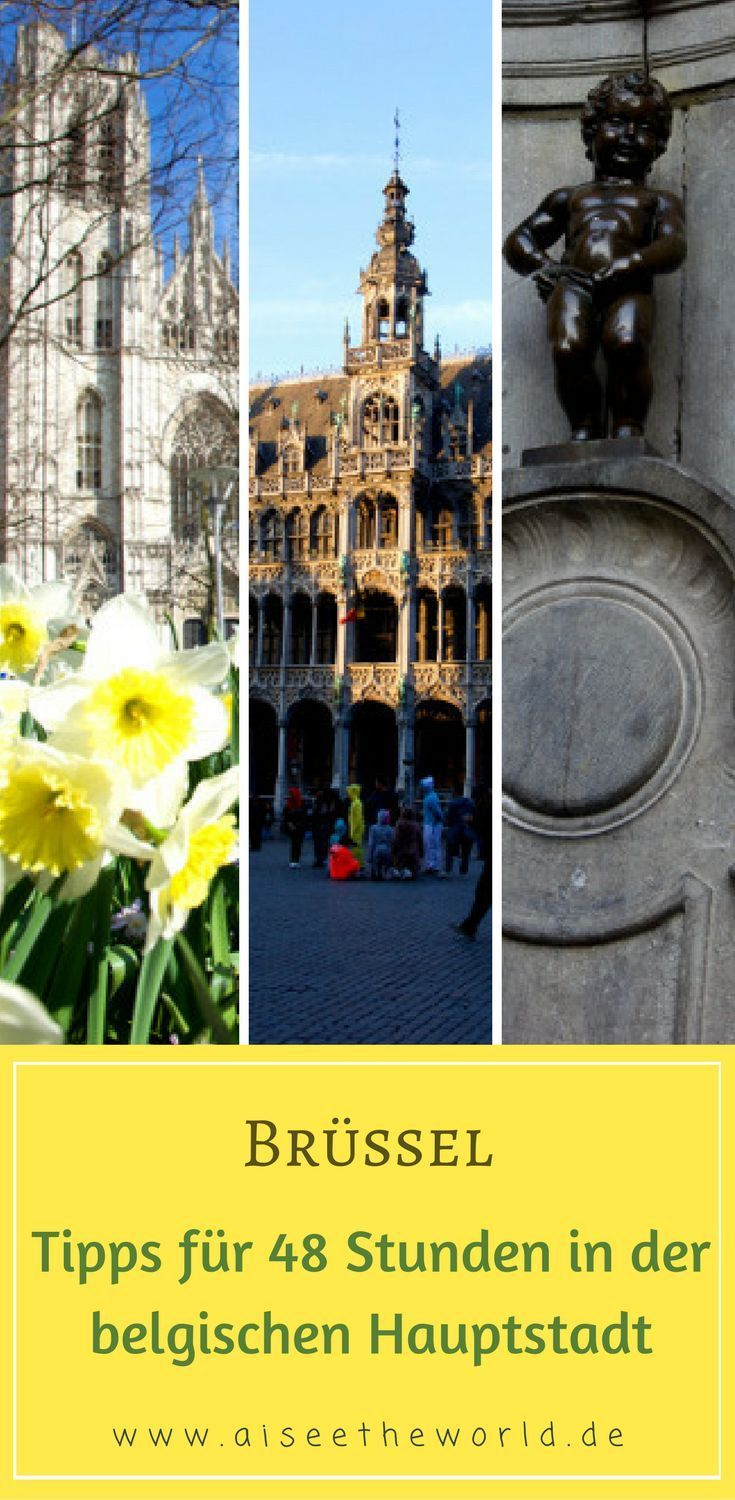 Bruselas – Un fin de semana en la capital belga – AI SEE THE WORLD
