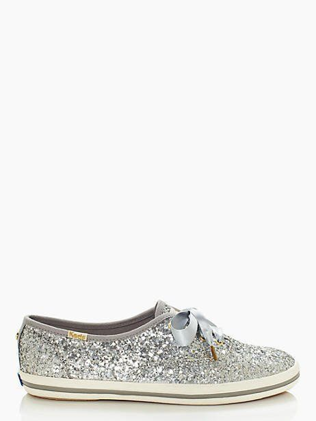ddf61913c5c Keds x kate spade new york glitter sneakers