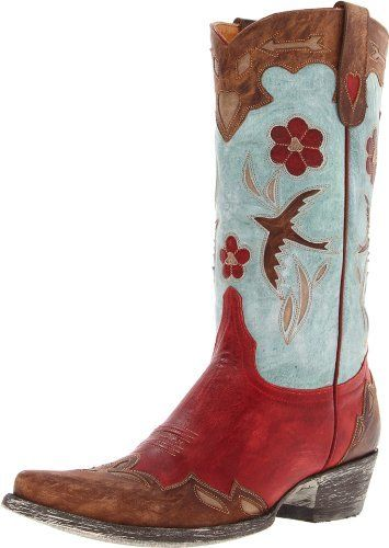 ecb79c902e8 Old Gringo Women's Golondrina Pull Boot | The Covered Foot | Boots ...