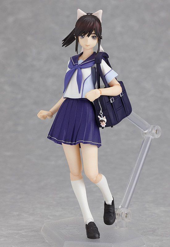 Love Plus Rinko Kobayakawa Figma Figurine Max Factory