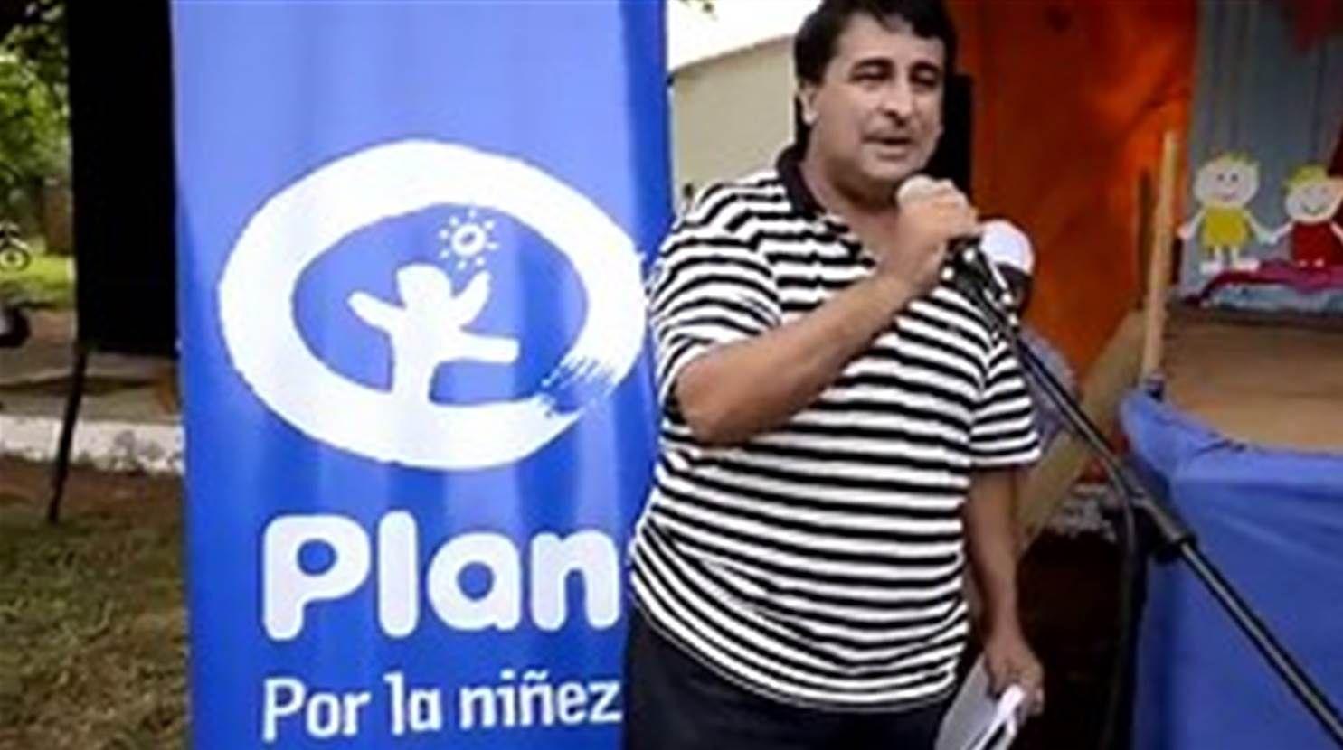 Festejos de Aniversario de Plan en Acahay