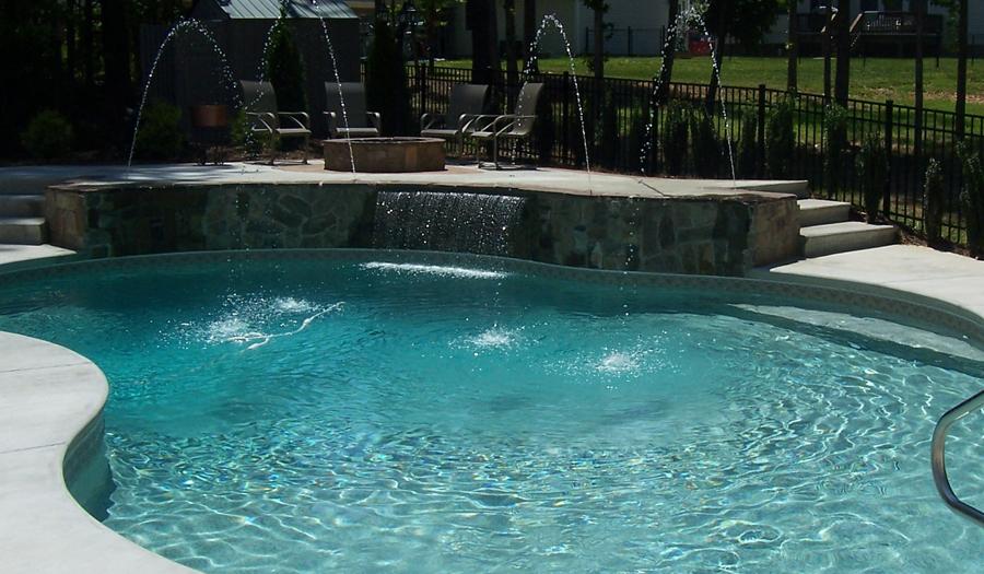 Vinyl Liner Inground Pools Custom Vinyl Pool Construction Swimming Pools Pools In Ground