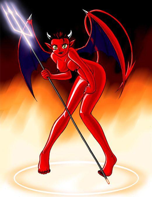 Devil princess red Devil Fruit