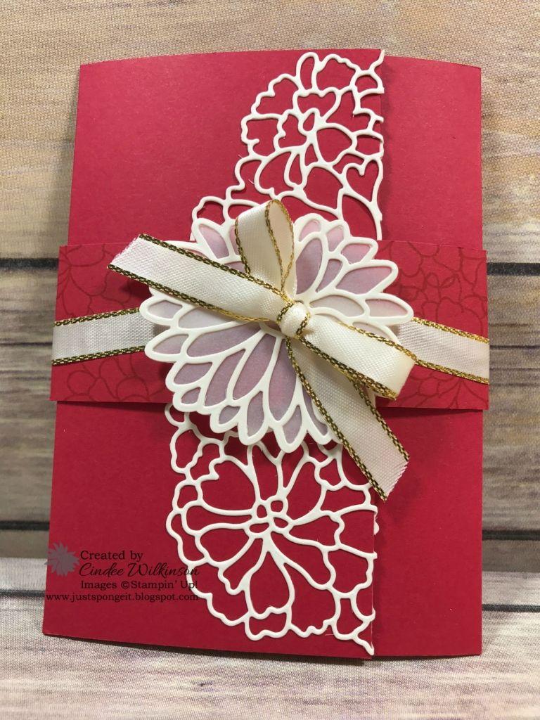 Wedding Invitations – Just Sponge It! 3/8\