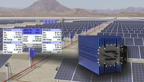 Alencon To Launch Pv Harvesting System At Spi Solar News Solar Power International System
