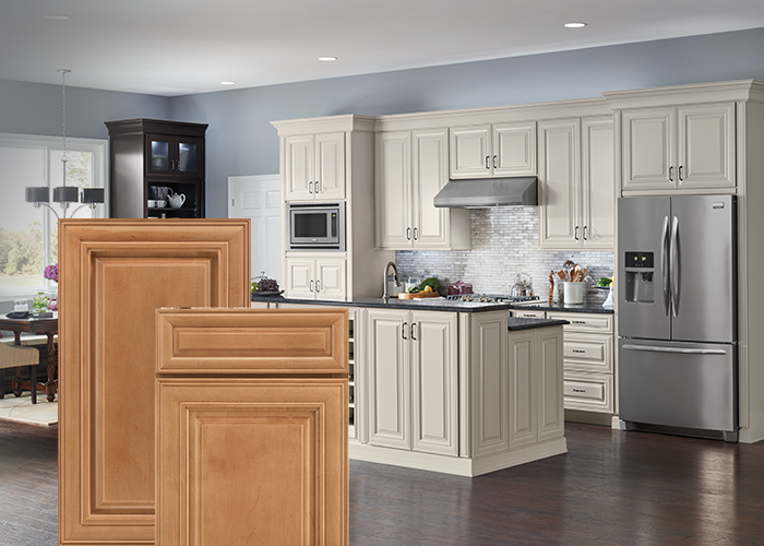 Cabinet Styles, Designs & Collections | American Woodmark ...