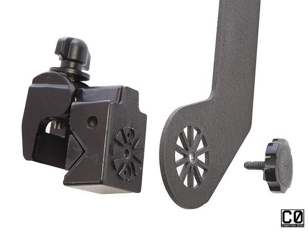 As a follow-up to our originalUniversal Pistol Clamp Mounts, Condition Zero Mounts is pleased to introduce the new and improved Universal Pistol Clamp Mount...