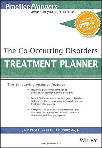 Download Free The Co Occurring Disorders Treatment Planner With Dsm