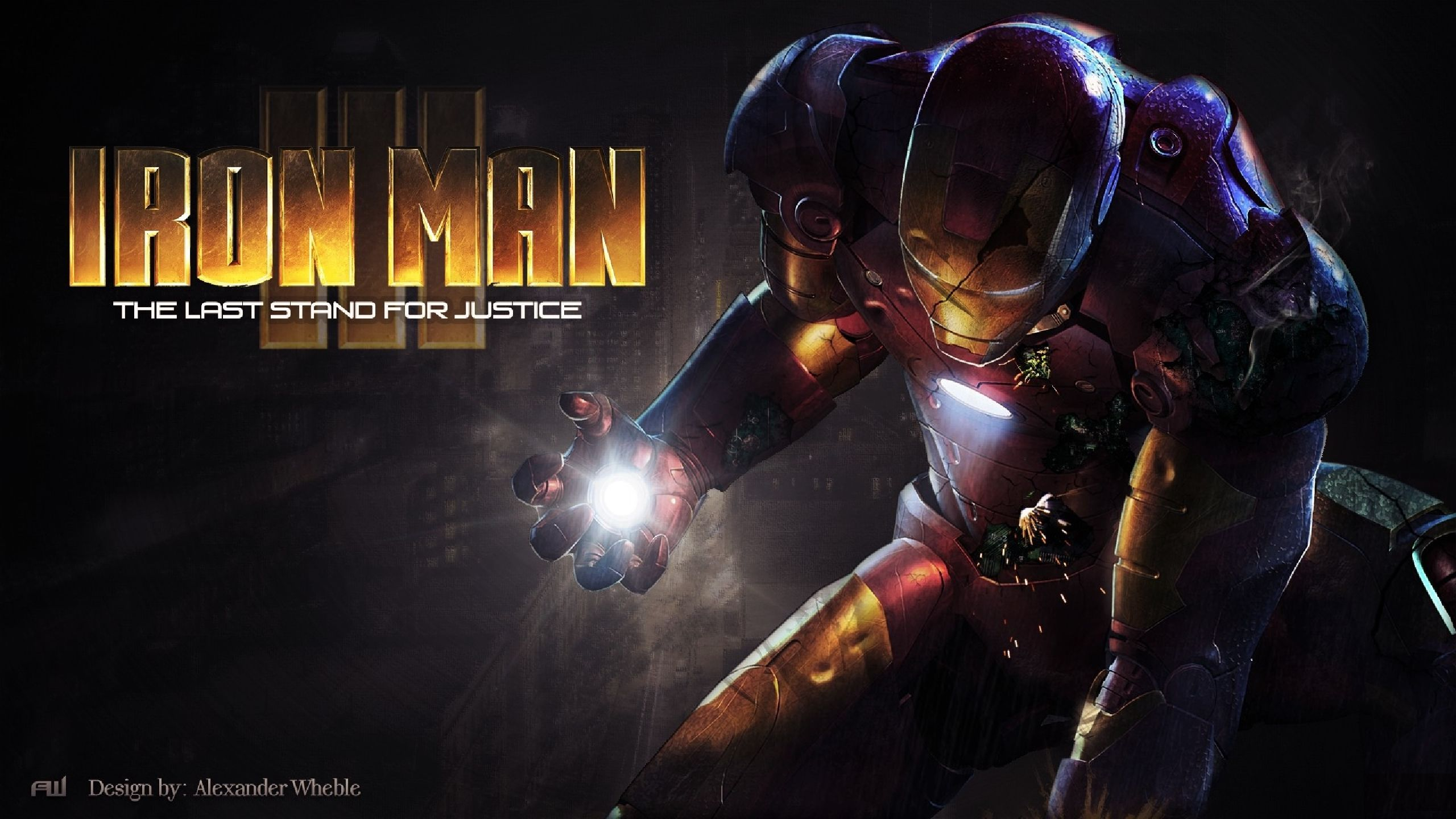 Trends for wallpaper iron man 3 suit