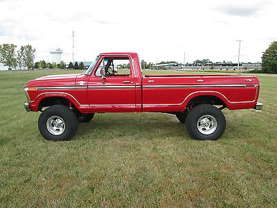 1979 Ford F250 4x4 Cars For Sale 4x4s Ford Ford Trucks 1979