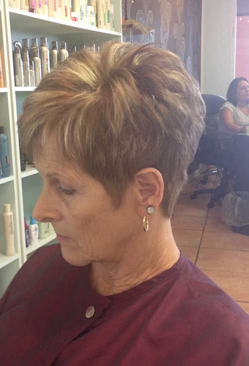 Photo of Best short haircuts for older women with 20 pictures – simple hairstyle